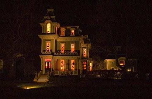 Halloween in Maine - 2006