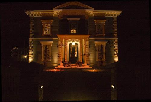 Halloween in Maine - 2006, house 2